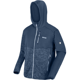 Regatta Cadford Fleece Jacket Men, dark denim/dark denim